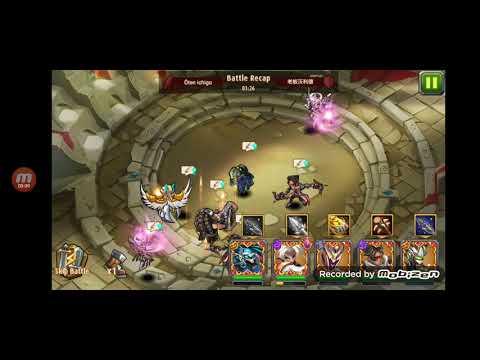Bad team in magic rush