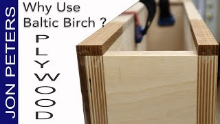 Why I'm using Baltic Birch Plywood on this Project + a Surprise Guest Appearance