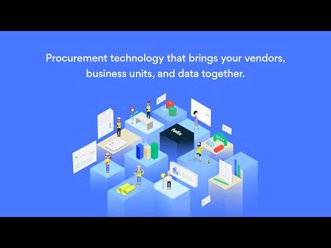 Felix Demo: Understanding the basics of Felix's procurement platform