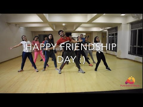 Friendship Day Special Mashup  Dance | Easy Dance | Pune Dance Fitness