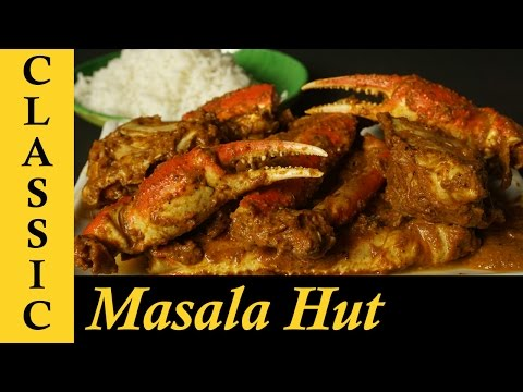 Crab Curry South Indian Style / Spicy Crab Masala Recipe thumbnail