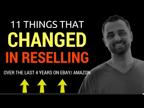 11 Things That Changed In The Reselling Industry Over The Last 4 Years