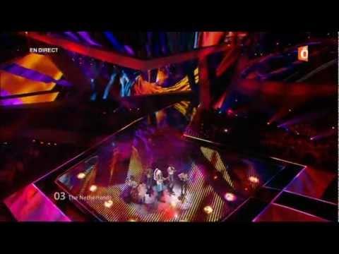 2ème Demi-Finale de l'Eurovision 2012-Full - HD