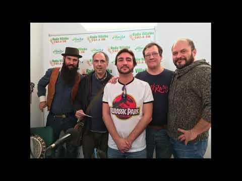 "Americana Music Jam Madrid (AMJM) en ""La Vitrina"" - Radio Villalba, 107.4 FM (11/11/17)"