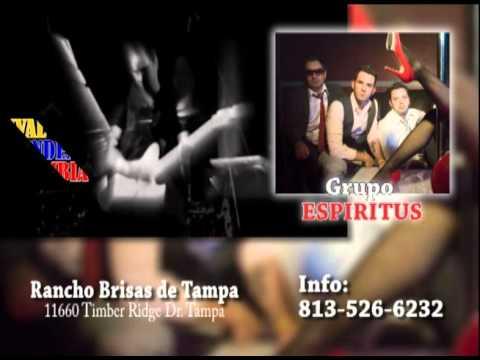 ESPIRITUS ROCK Telemundo teaser FESTIVAL DE LA INDEPENDENCIA DE COLOMBIA 2011