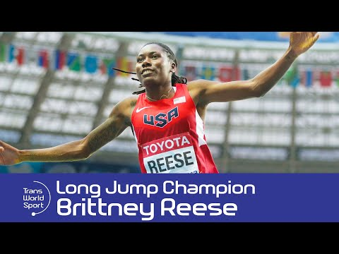 Brittney Reese on Trans World Sport
