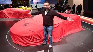 Tony Bought Another Ferrari!   F8 Tributo