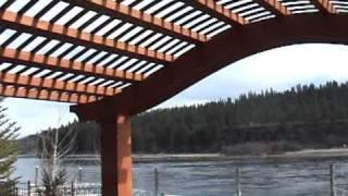 Arched Pergola Video