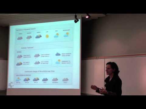 Sara Diamond - TorBUG Talk - Mar 27 2013