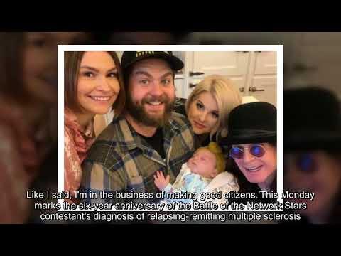 Jack Osbourne gives update on divorce from wife Lisa