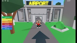 SURVIVE A PLANE CRASH! Roblox