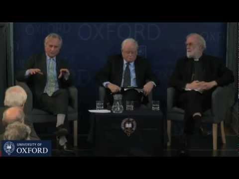 Prof Richard Dawkins, Archbishop Rowan Williams, Sir Anthony Kenny: Debate (better sync.)