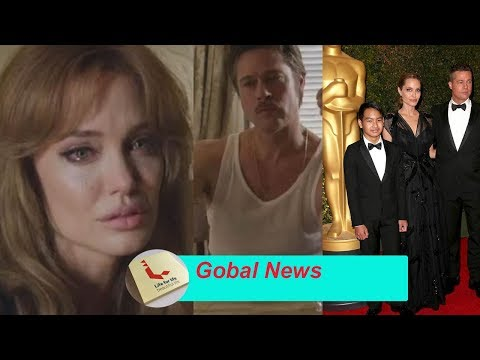 Brad Pitt tries tear away with his children every day when divorced with Angelina Jolie..Why?