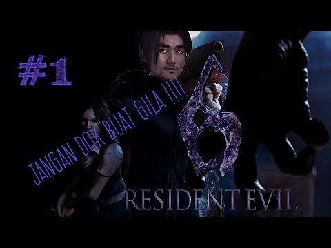 Resident Evil 6 with RezZaDude - PART 1