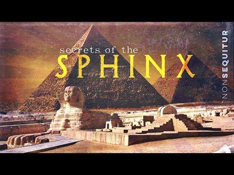 The Gaze of Giza: Secrets of the Sphinx | Egyptologist Maggie Bryson, Ph.D.
