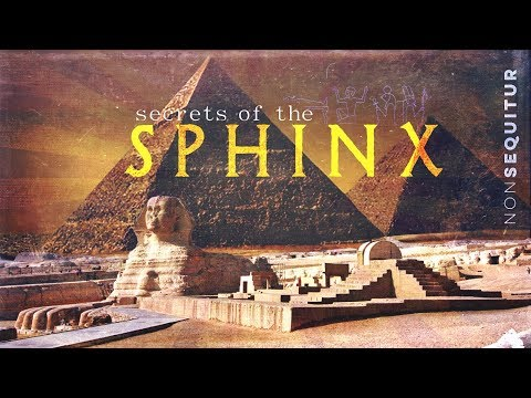 The Gaze of Giza: Secrets of the Sphinx | Egyptologist Maggie Bryson, Ph.D.