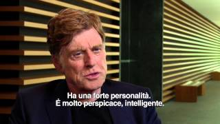 Captain America: The Winter Soldier -- Robert Redford - Pod dal film | HD