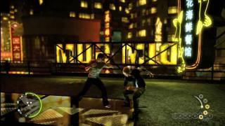 sleeping Dogs (True Crime: Hong Kong) - 2010 GDC Gameplay Interview from Gamespot