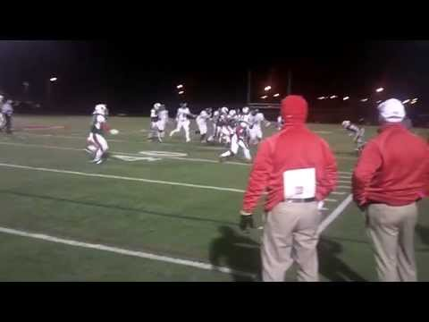 FWR Class AA Jamestown vs Victor High School Football