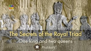 THE SECRETS OF THE ROYAL TRIAD DECODED — One king and two queens thumbnail