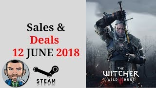Steam Sales and Deals 12th June