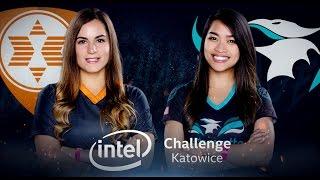 CS:GO - Team expert vs. Silhouette - Group B - INTEL Challenge Katowice 2017