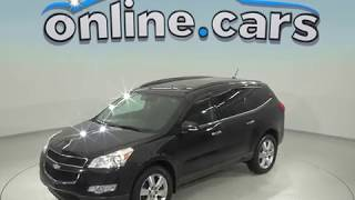 C98565JA - Used, 2010, Chevrolet Traverse, LT, Test Drive, Review, For Sale
