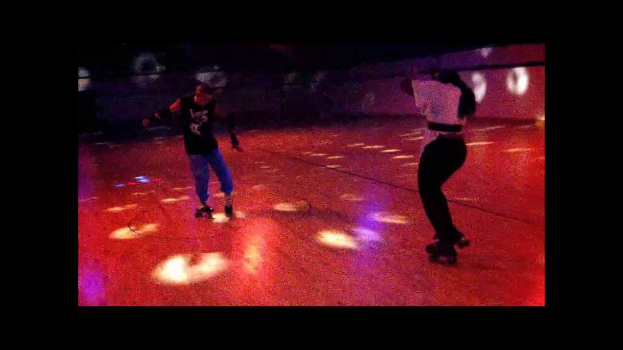 Roller skating rink peoria il - Cuttaz Practicing Middle Work At Peoria Palace