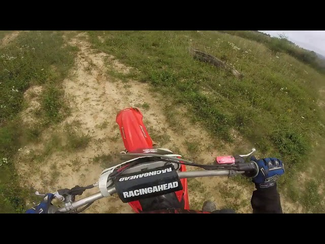 ENDURO IS OUR LIFE! *FAIL AT THE END*