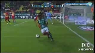 Monarcas vs león 1-2 cuartos de final liguilla mx