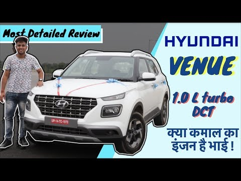 New HYUNDAI VENUE Review : Most Detailed Review | DRIVE & IMPRESSIONS