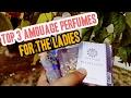 Amouage Perfumes For Women Interlude Reflection Jubilation mp3