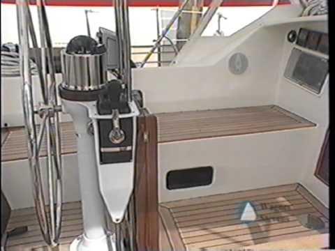 Tayana 58 Deck Saloon Cruising Sail Boat