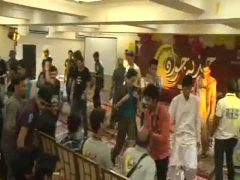 Dr Moiz Hussain at YOUNG LEADER's Conference Dream World Karachi   Video Dailymotion