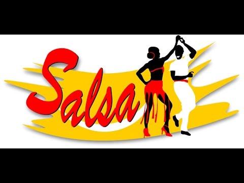 Hund Tanzt Zu Salsa Musik