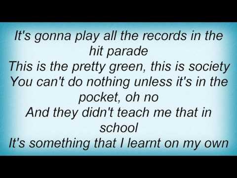 Mark Ronson - Pretty Green Lyrics