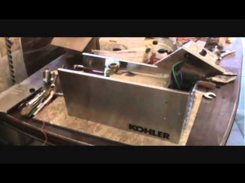 Kohler Steam Generator Float Switch Repair Part 1 Youtube