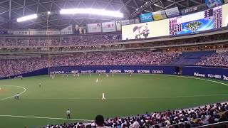 パ・リーグ ラッキー7 球団歌メドレー オリックス➡楽天➡西武➡ロッテ➡ソ...