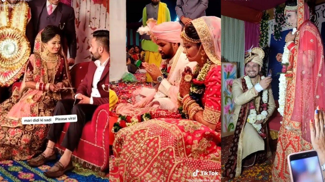 Wedding Special Tik Tok Video.Latest Tranding Wedding Video.Most Popular Videos.? ? part 3
