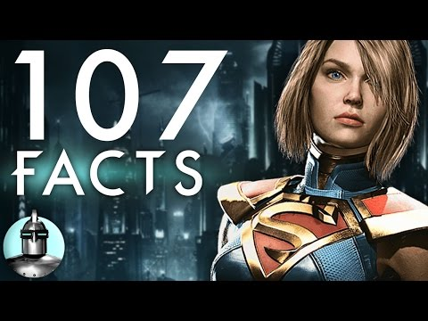 107 Injustice 2 Facts YOU Should Know! | The Leaderboard