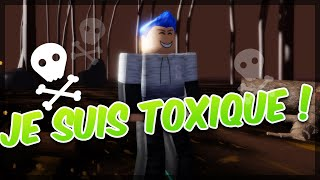 I'M TOXIC! Dead by Roblox