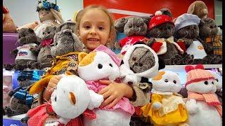 Обзор мягких игрушек / РОЗЫГРЫШ ПОДАРКА / Басики, свинки, котики