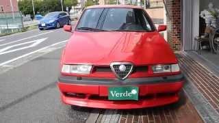 【Garage Verde】 ALFA Romeo 155