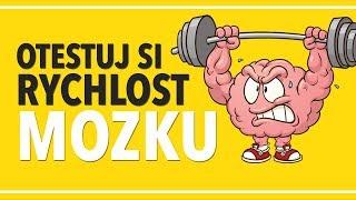 TEST MOZKU   TOP 5 Cviků, které otestují rychlost vašeho mozku