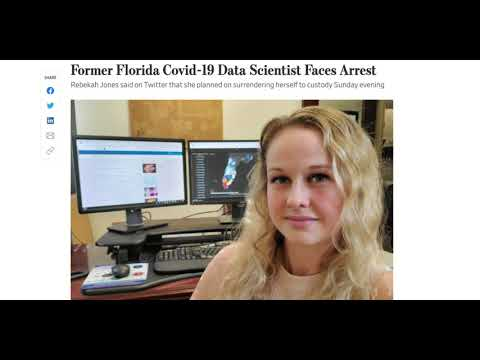 Florida Scientist Rebekah Jones Arrested