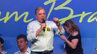 Senador Tasso Jereissati na 14ª Convenção Nacional do PSDB