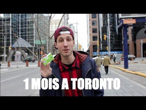ROODDY - VOYAGE A TORONTO // 1ère Partie - L'arrivée et les transports à Toronto