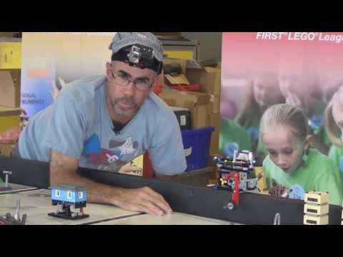 NATURE'S FURY, FIRST LEGO League - Official Robot Game Video, Part 3