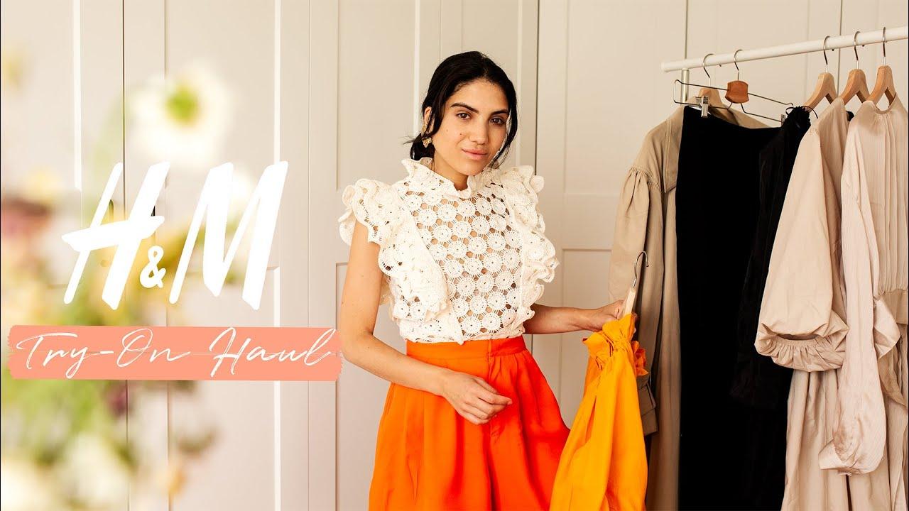 H&M Try-On Haul | Summer 2020 | Le Temps d'un Café
