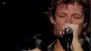 Download Bon Jovi - Keep the Faith 2008 Live Video Full HD
